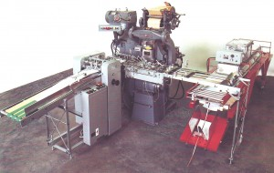 The Smaller 3 x 8 Die Stamping Press