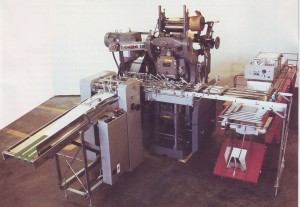Cronite 5 x 9 Hi-speed Die Stamping Press